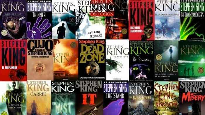 historias fantásticas de Stephen King
