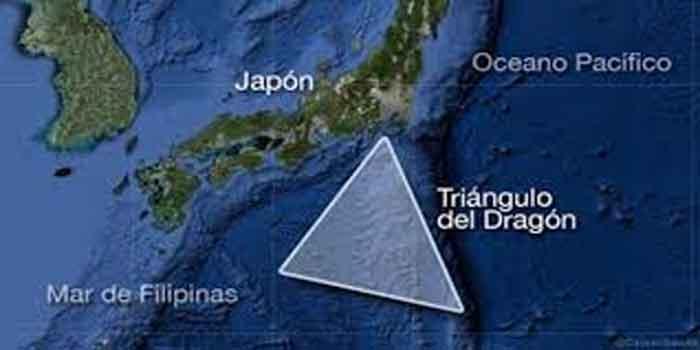 mar del diablo en japon