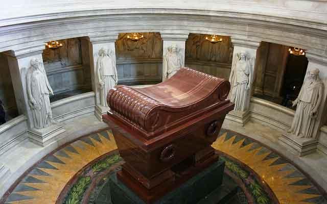 tumba de napoleón bonaparte