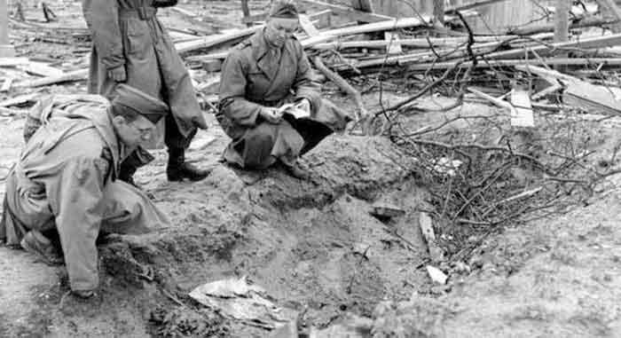 soldados rusos en alemania