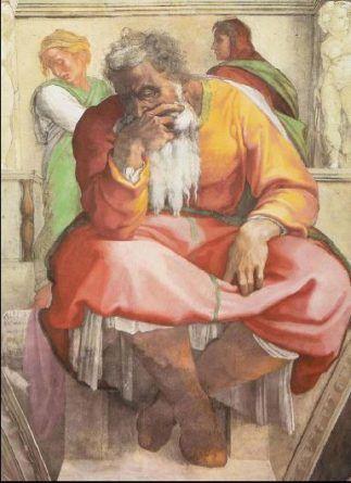 profeta jeremías