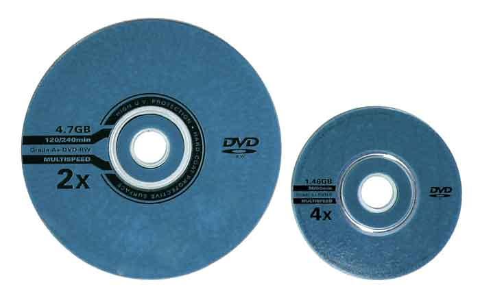 el invento del dvd