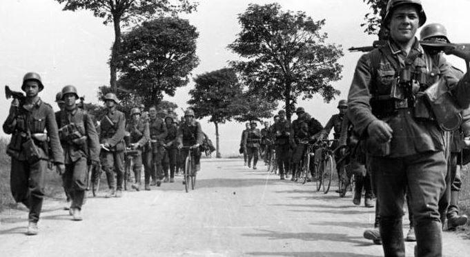 como empezó la segunda guerra mundial
