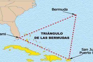 misterio del triangulo de las bermudas