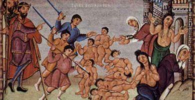 dia 28 dia de los santos inocentes