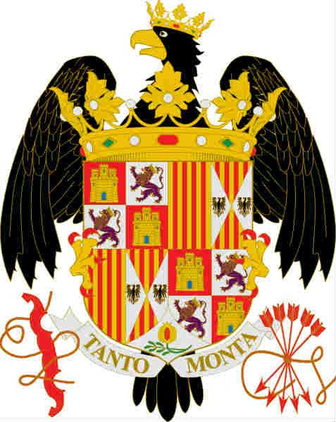 escudo de los reyes catolicos