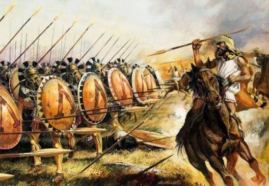 batalla platea