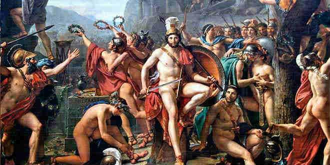 Esparta, cultura griega