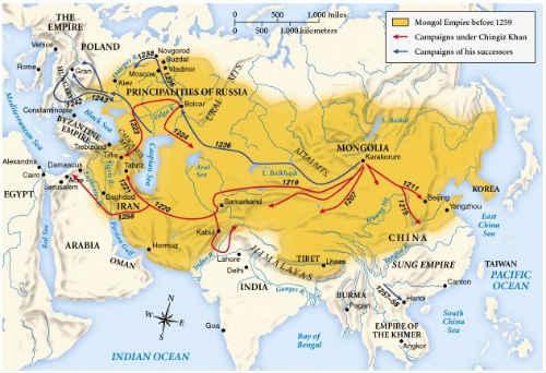 grandes imperios de la historia universal
