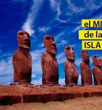 Misterio de las estatuas de la Isla de Pascua