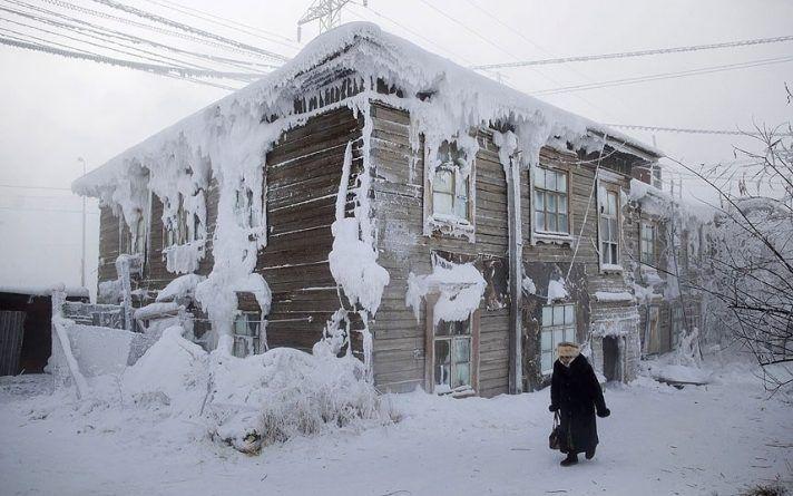 ciudad de siberia