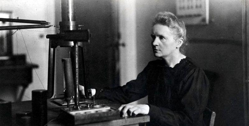 Marie Curie, una de las Mujeres famosas de la historia