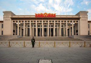 Museo Nacional de China en Pekin