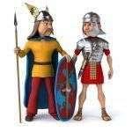 Las grandes derrotas militares de la antigua Roma
