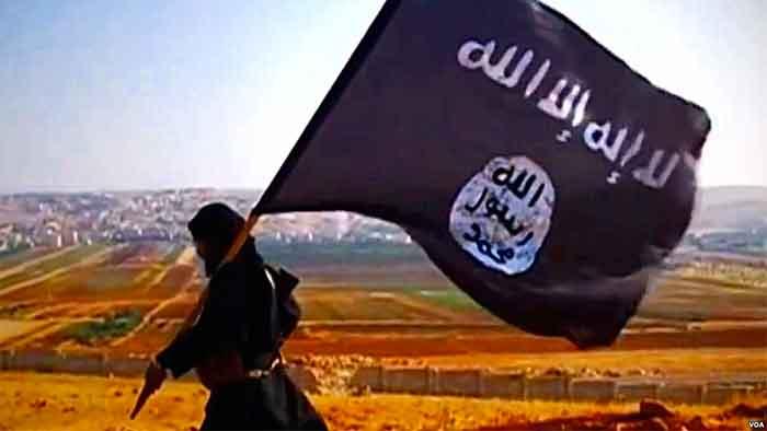creación del estado islamico