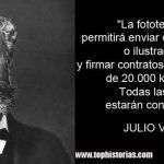 Julio Verne y sus Predicciones