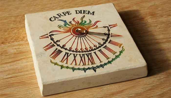 significado carpe-diem