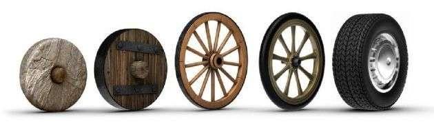 quien-invento-la-rueda