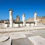 ¿Cuándo fue destruida Pompeya?