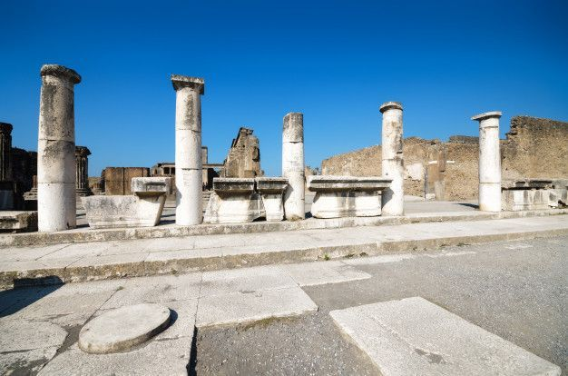 ruinas pompeya